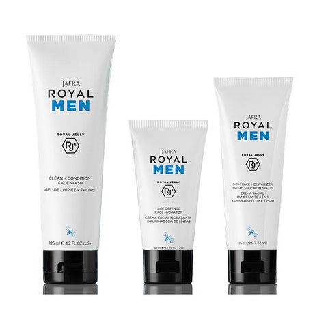 Royal Men Pflegeritual (3 Produkte-Set) - Modern Gentleman Shop