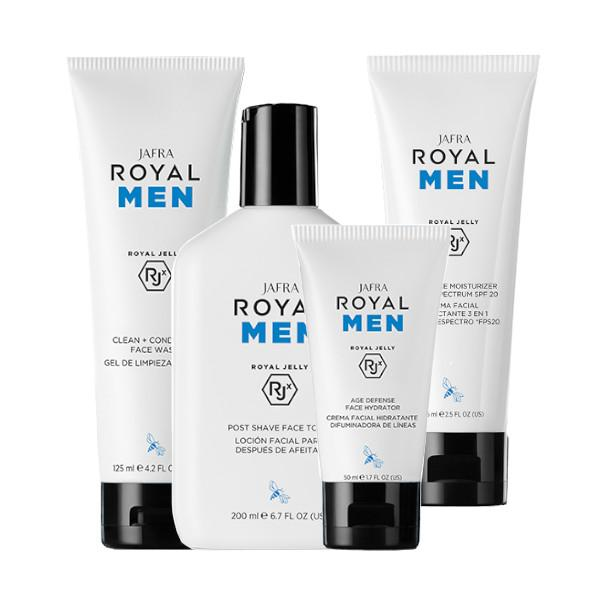 Royal Men Pflegeritual (4 Produkte-Set) - Modern Gentleman Shop