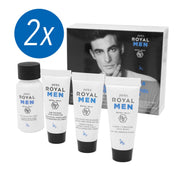Royal Men Pflegeritual BASIC-SET BUNDLE (2x 4 Produkte) - Modern Gentleman Shop