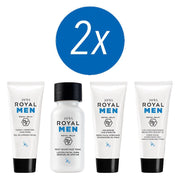Royal Men Pflegeritual EXPLORER-SET BUNDLE (2x 4 Produkte) - Modern Gentleman Shop