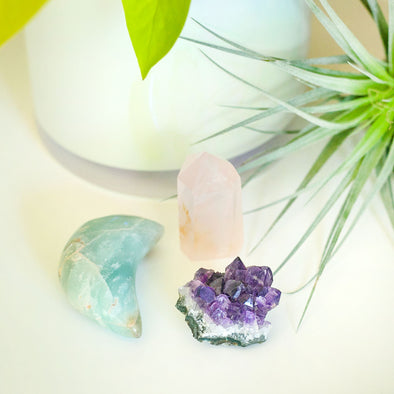 Crystal Bundle: Self-Love Set