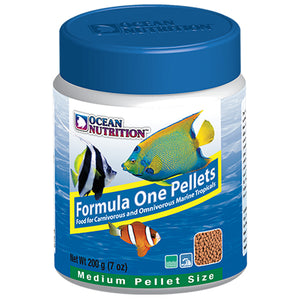 Ocean Nutrition 200g Formula 1 Marine Pellet Food (Medium)