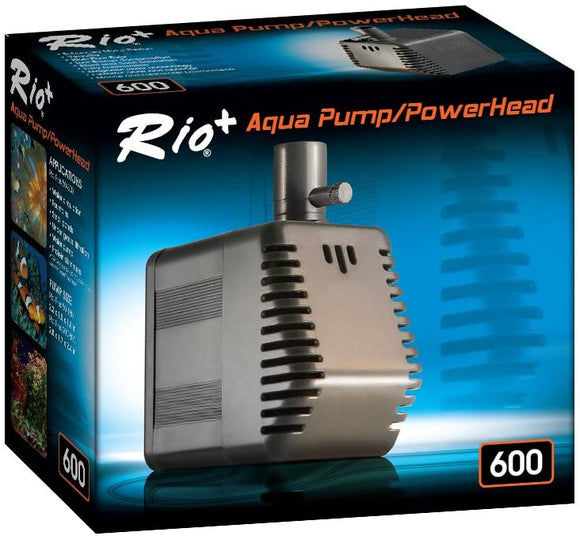Rio Plus 600 Aqua Pump/Powerhead - 200 GPH