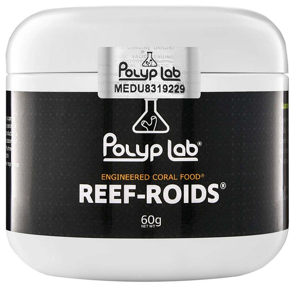 Polyplab Reef-Roids Coral Food - 60 gram