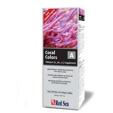 Red Sea Coral Colors A (Iodina/Halogens) 500 ML