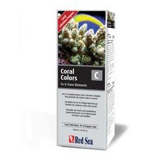 Red Sea Coral Colors C (Iron/Trace) 500 ML