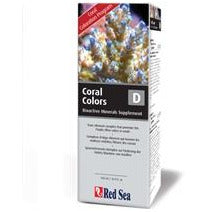 Red Sea Coral Colors D (Trace) 500 ML