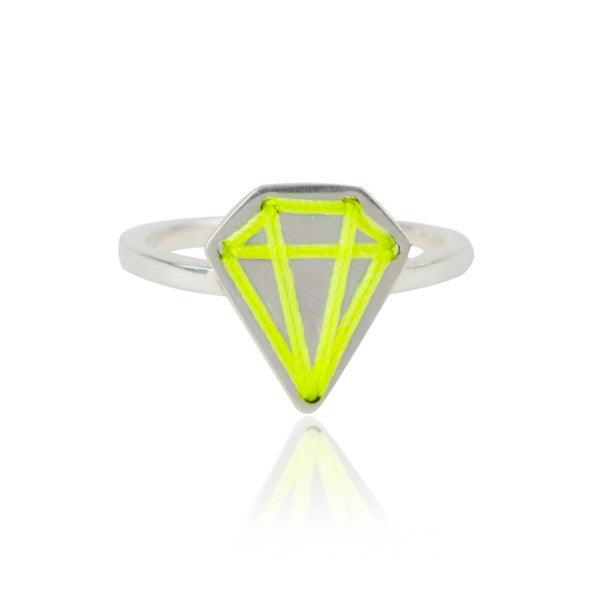 Diamond Doter Ring