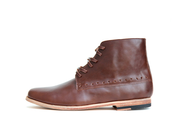 Hatchet - Hazelnut - Leather Sole