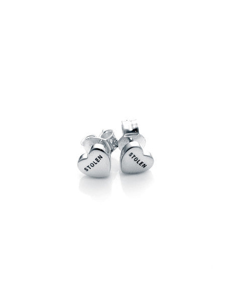Stolen Heart Earrings