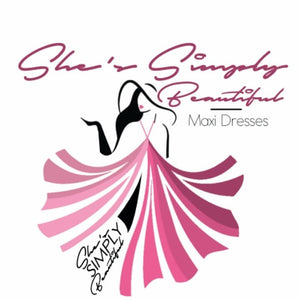 She's Simply Beautiful Maxi Dresses, LLC