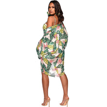 Load image into Gallery viewer, 3 Piece Tropicini | She's Simply Beautiful Maxi Dresses