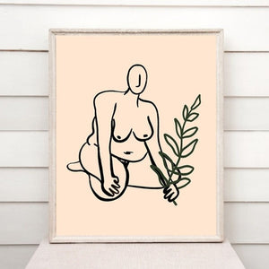 Mother Nature Print