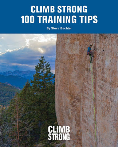Climb Strong. 100 Training Tips