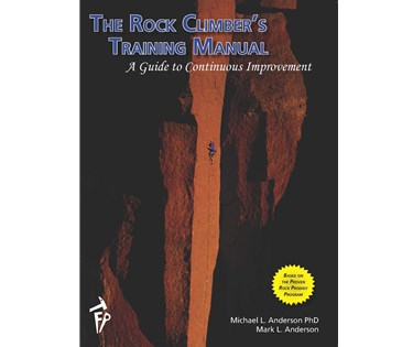 Trango Rock Climbers Training Book. Anderson.