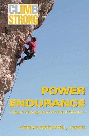 Power Endurance Training.