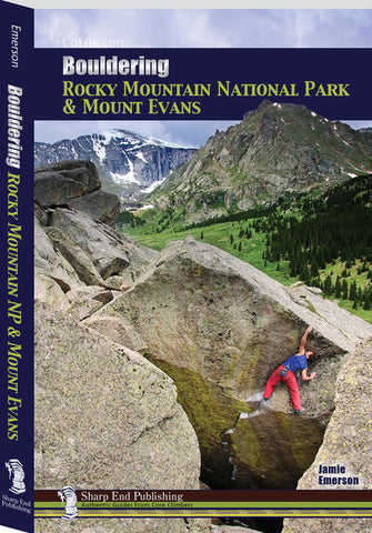 Rocky Mountain CO National Park Bouldering