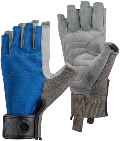 Black Diamond Crag Glove Half Finger