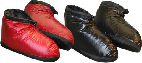 Western Mountaineering Flash Down Booties