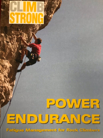 Climb-strong, Power Endurance