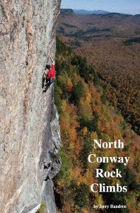 North Conway Rock Climbs. NH