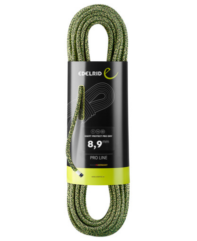 Edelrid Swift Protect Pro Dry 8.9mm