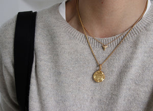 Coin Necklaces, Long & Short