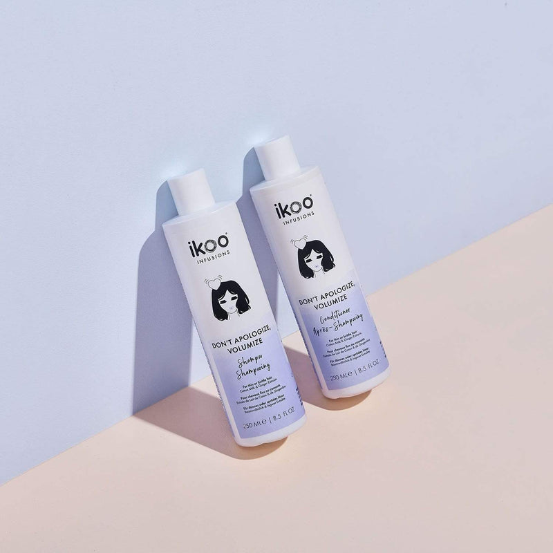 VOLUMIZE TOGETHER: SHAMPOO + CONDITIONER