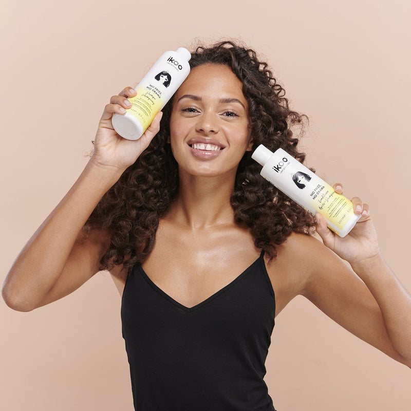 DEFRIZZ TOGETHER: SHAMPOO + CONDITIONER + MASK