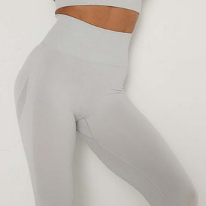 Women High Waist Quick Dry Sport Pants