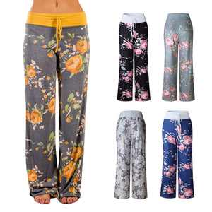 Women Summer Casual Beach Pants