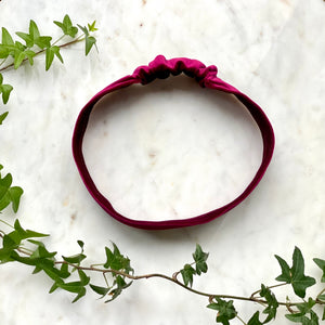 The Ruby Rose Halo Hairband