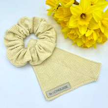 Load image into Gallery viewer, The Lemon Cord Co-Ord Scrunchie