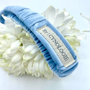 The Azure Ruched Hairband