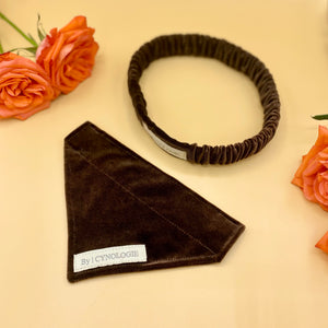 The Castaño Ruched Hairband