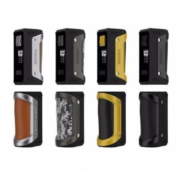 Geekvape Aegis Legend 200W Mod - Black Navy Blue - Kits Mods