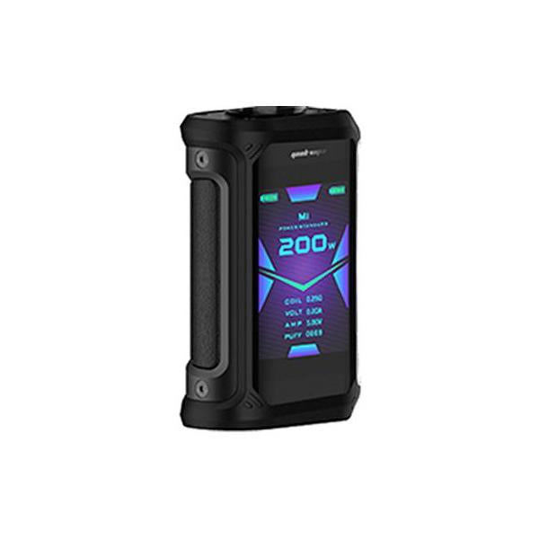 Geekvape Aegis X 200W Mod - Stealth Black - Kits Mods and
