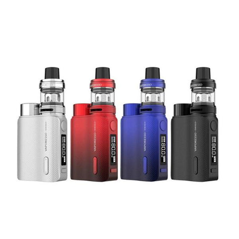 Vaporesso Swag II Kit - Red - Kits Mods and Tanks