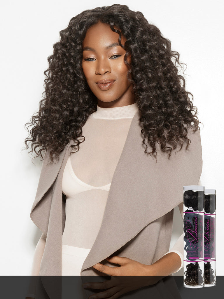 Bounce Deep Wave Bundle Deal -  What Is Virgin Hair  explaing By Indique Hair.