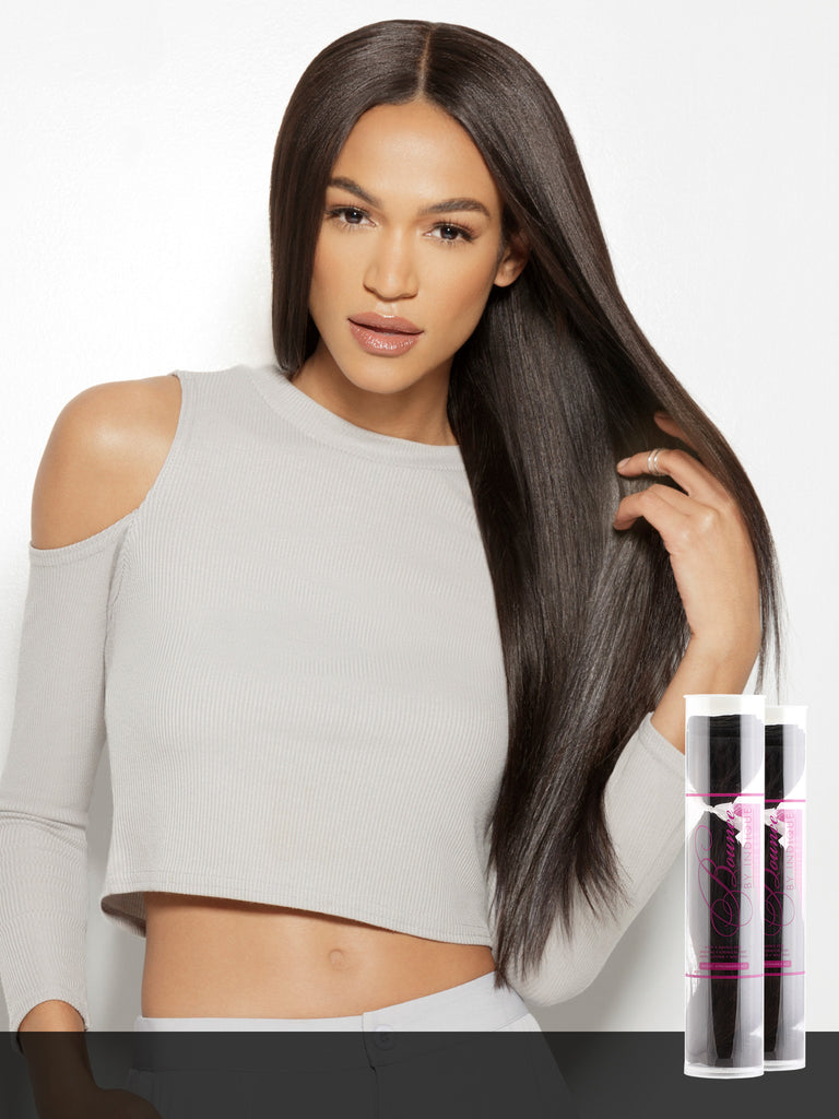 Top Selling Coarse Yaki Hair Extensions for Black Women | Indique Hair