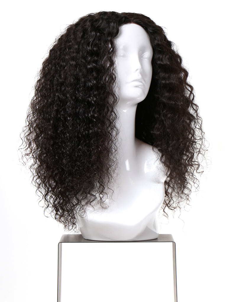 Sophie's Short Human Hair Wigs For Black Women Jerry Curl Human Hair