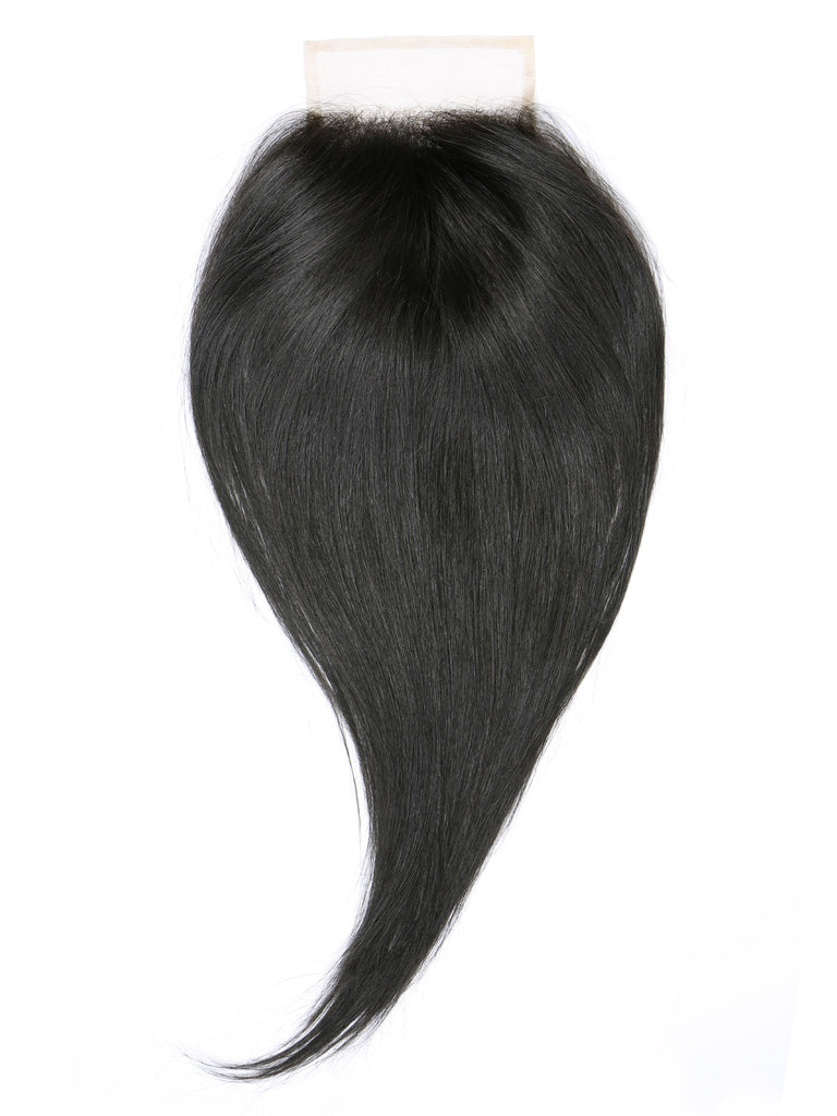 Natural Straight Closure, Virgin Hair Extensions, Wigs
