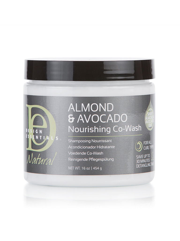 Design Essentials® Almond & Avocado Nourishing Co-Wash, Hair Weave, Hair Extensions