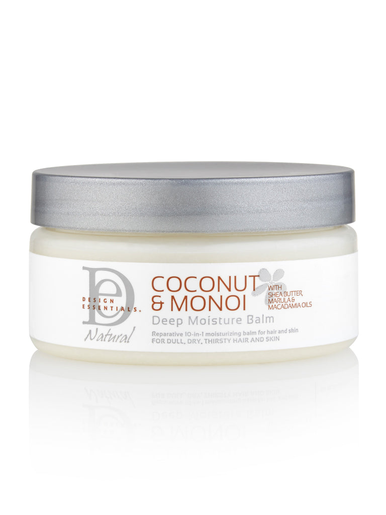 Design Essentials® Coconut & Monoi Deep Moisture Balm: 7.5 OZ