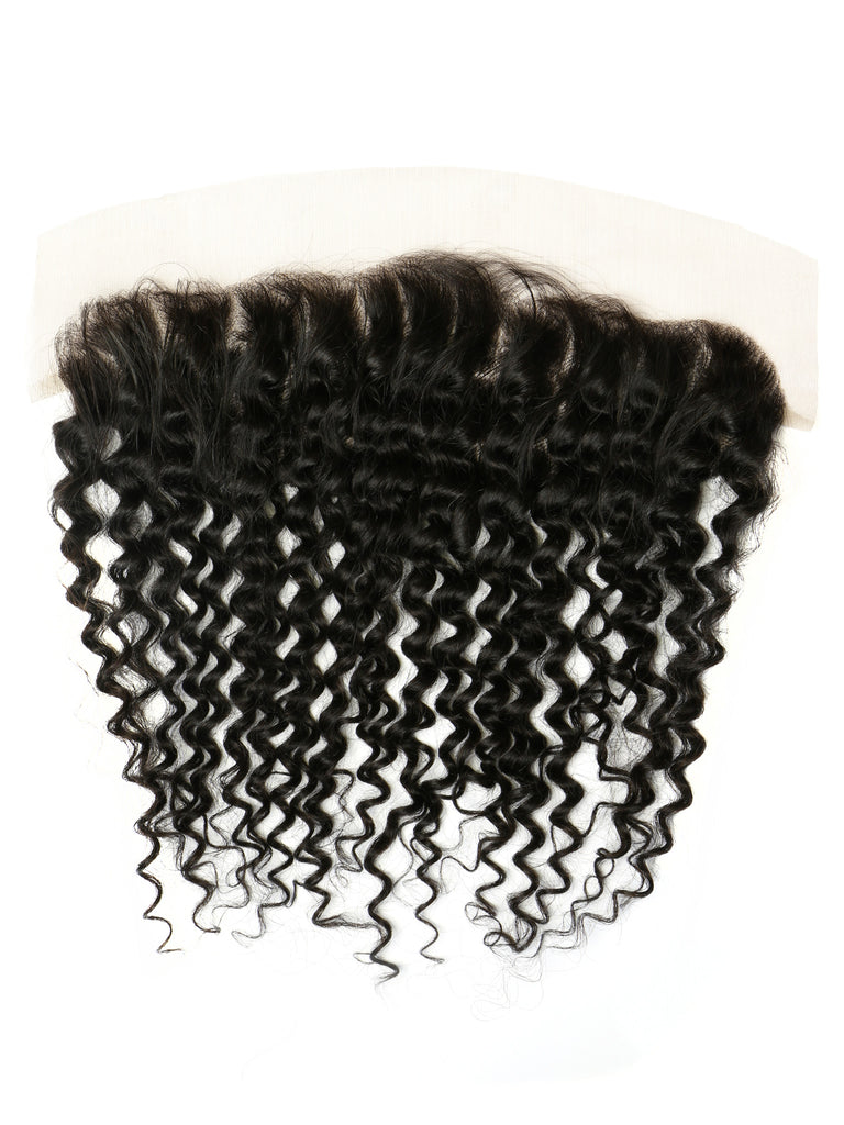 Spiral Curl Frontal