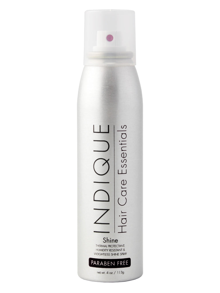 Indique Hair Care Essentials Shine Spray, Natural Hair Extensions, Wigs