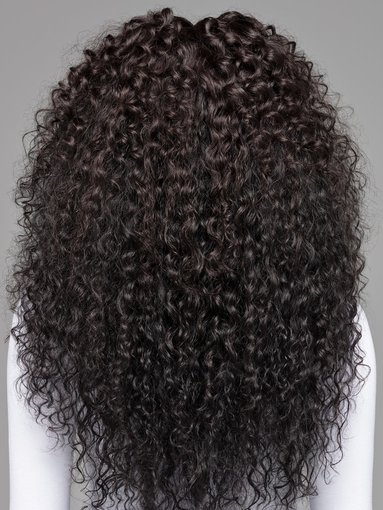 Natural Curly Hair Weave