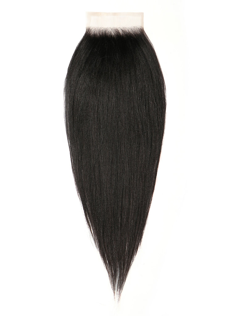 Yaki Straight Closure