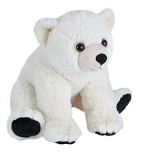 Load image into Gallery viewer, Polar Bear Baby 12in (Cuddlekins)