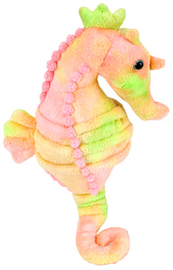 Seahorse 8in (Assorted Colours Cuddlekins)